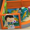 area baby con arredie giochi soft e morbidi 0-3 anni a